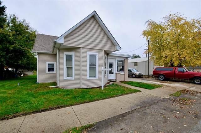 106 S Walnut Street, Fairland, IN 46126 (MLS #21783960) :: Heard Real Estate Team | eXp Realty, LLC