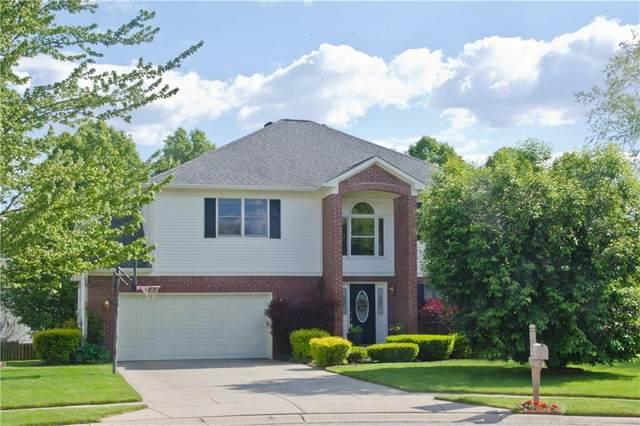 2126 Cinnamon Court, Plainfield, IN 46168 (MLS #21783962) :: Heard Real Estate Team | eXp Realty, LLC