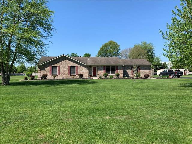 6432 S Us Hwy 31, Crothersville, IN 47229 (MLS #21783975) :: Ferris Property Group