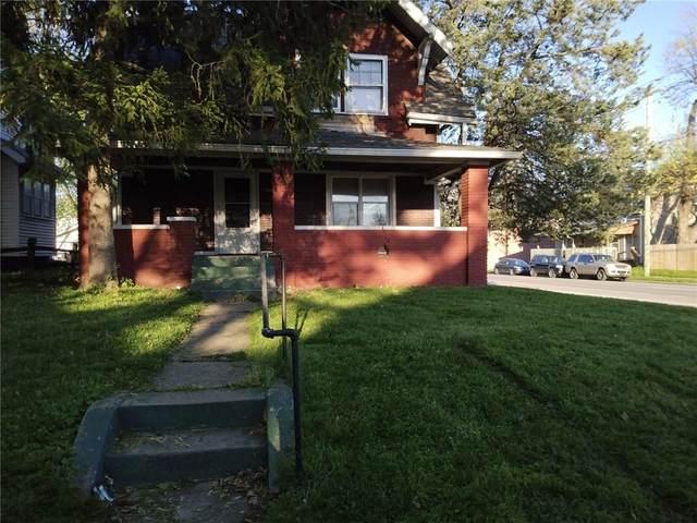 501 N Dequincy Street, Indianapolis, IN 46201 (MLS #21783992) :: Heard Real Estate Team | eXp Realty, LLC