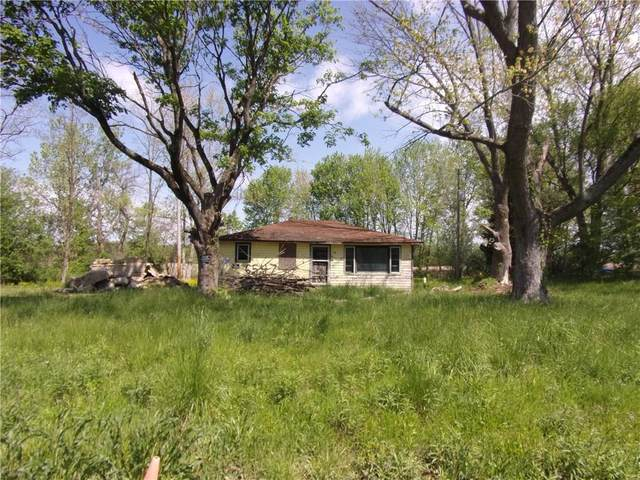 6547 E Us Highway 40, Fillmore, IN 46128 (MLS #21783999) :: Mike Price Realty Team - RE/MAX Centerstone