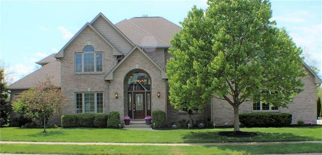 622 Foxboro Drive, Avon, IN 46123 (MLS #21784002) :: Richwine Elite Group