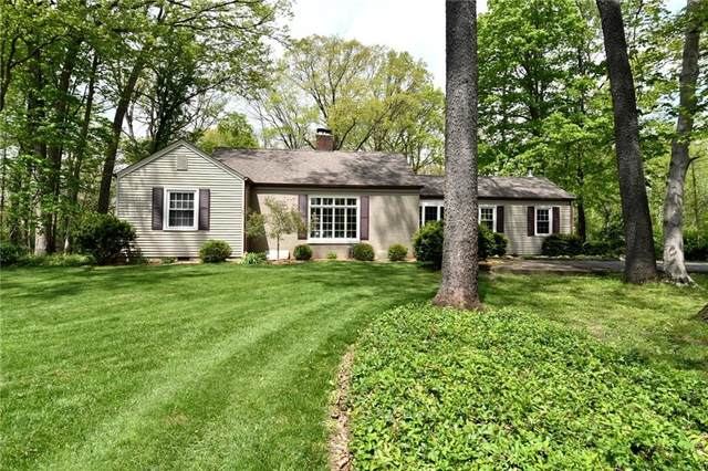 4190 E 71ST Street, Indianapolis, IN 46220 (MLS #21784003) :: Anthony Robinson & AMR Real Estate Group LLC