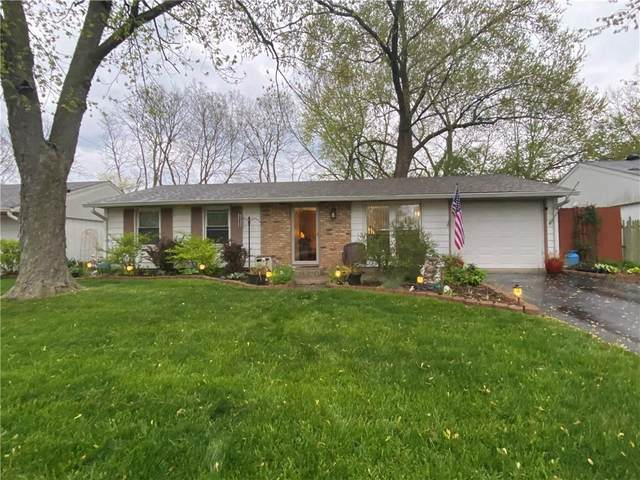 1003 Walton Drive, Plainfield, IN 46168 (MLS #21784017) :: Anthony Robinson & AMR Real Estate Group LLC