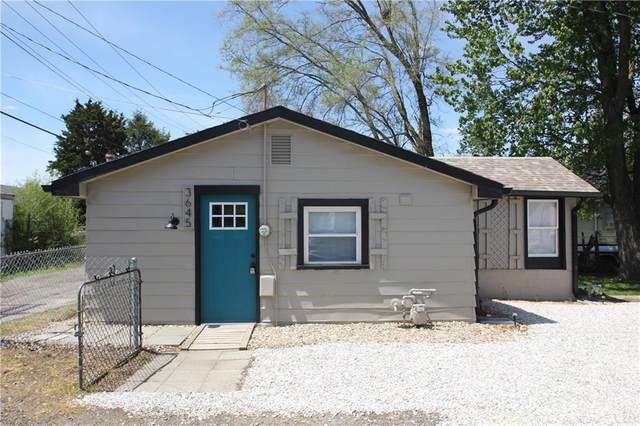 3645 W 10th Street, Indianapolis, IN 46222 (MLS #21784030) :: Anthony Robinson & AMR Real Estate Group LLC