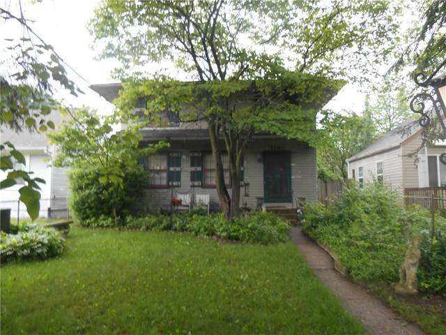 1141 N Rochester Avenue, Indianapolis, IN 46222 (MLS #21784033) :: Pennington Realty Team