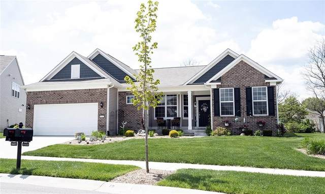 16007 Loire Valley Drive, Fishers, IN 46037 (MLS #21784037) :: Heard Real Estate Team | eXp Realty, LLC