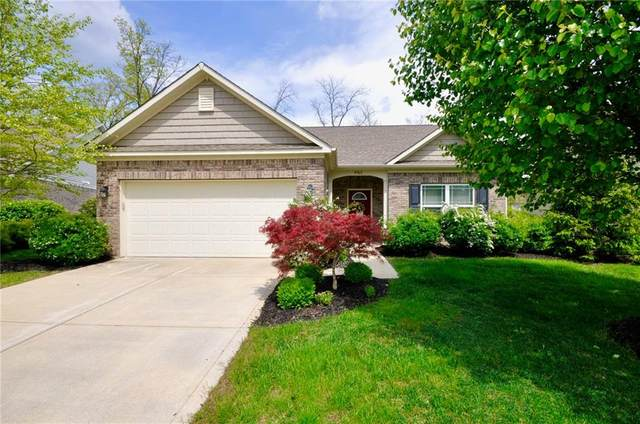 9765 Brook Wood Drive, Mccordsville, IN 46055 (MLS #21784044) :: David Brenton's Team