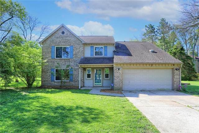 409 W 65TH Street, Indianapolis, IN 46260 (MLS #21784062) :: Richwine Elite Group