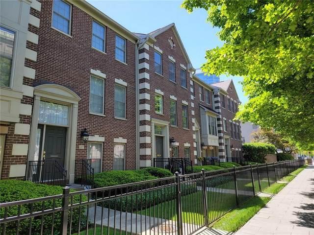223 N Alabama Street, Indianapolis, IN 46204 (MLS #21784069) :: Heard Real Estate Team | eXp Realty, LLC