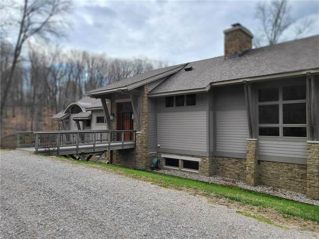 8115 Four Mile Ridge Road, Nashville, IN 47448 (MLS #21784083) :: The ORR Home Selling Team