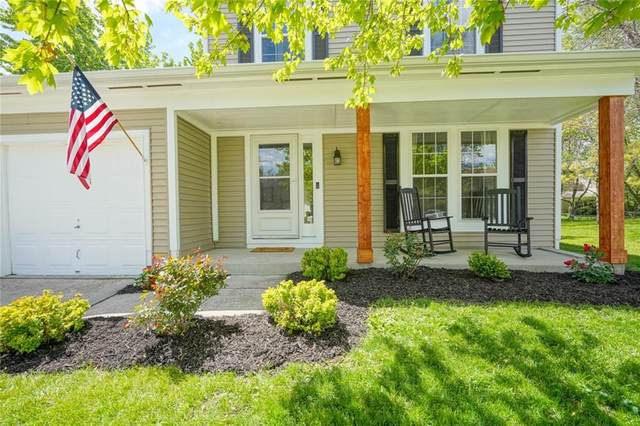 11901 Bryden Place, Fishers, IN 46038 (MLS #21784092) :: Richwine Elite Group