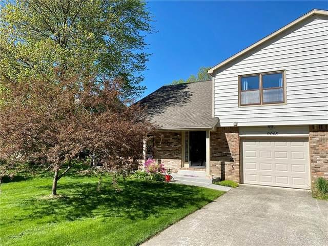 9048 Cornucopia Drive, Indianapolis, IN 46268 (MLS #21784096) :: Heard Real Estate Team | eXp Realty, LLC