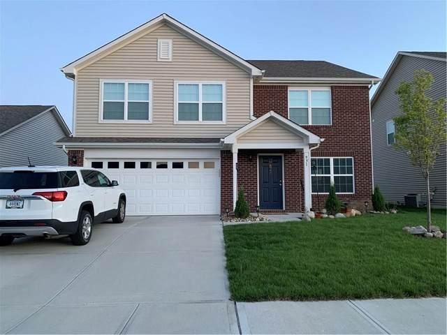 951 Rattlebox Lane, Westfield, IN 46074 (MLS #21784111) :: Richwine Elite Group