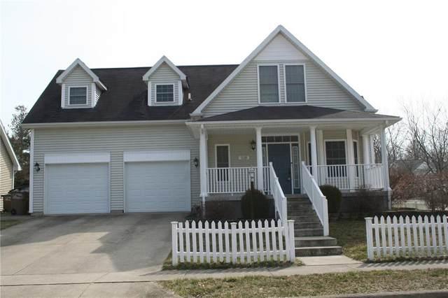 5610 Sugarberry Drive, Columbus, IN 47201 (MLS #21784131) :: Heard Real Estate Team | eXp Realty, LLC