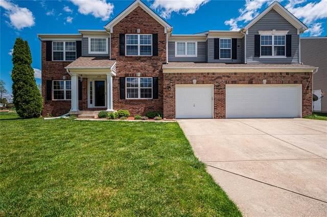 1579 Salina Drive, Avon, IN 46123 (MLS #21784137) :: Heard Real Estate Team | eXp Realty, LLC