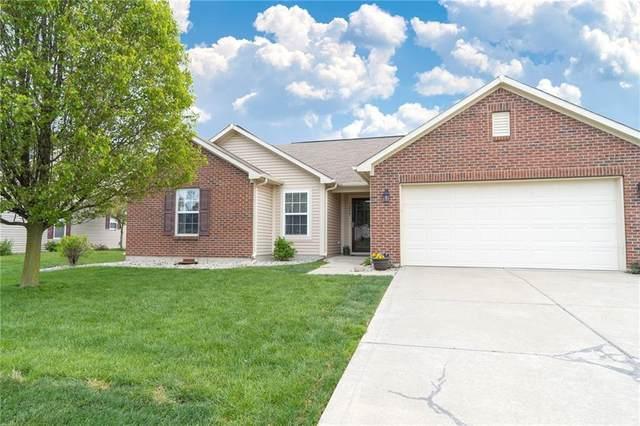 7248 Blue Ridge Dr, Noblesville, IN 46062 (MLS #21784145) :: Heard Real Estate Team | eXp Realty, LLC