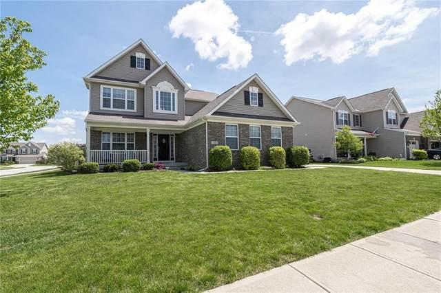 7805 Hedgehop Drive, Zionsville, IN 46077 (MLS #21784153) :: Heard Real Estate Team | eXp Realty, LLC