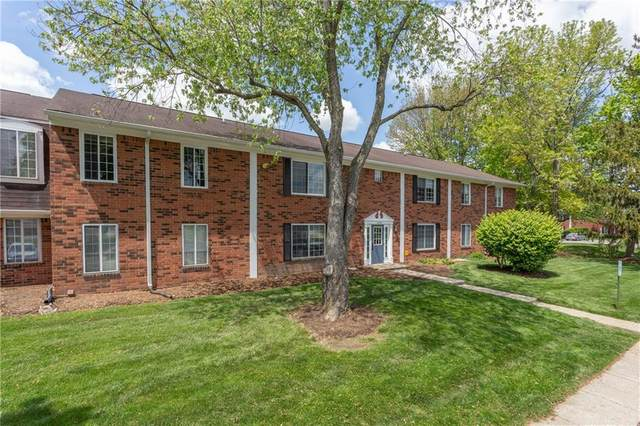6460 Park Central Way C, Indianapolis, IN 46260 (MLS #21784158) :: Heard Real Estate Team | eXp Realty, LLC