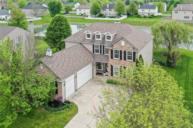 12647 Brookdale Drive, Fishers, IN 46037 (MLS #21784160) :: Mike Price Realty Team - RE/MAX Centerstone