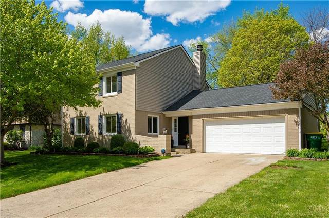 95 Lexington Drive, Zionsville, IN 46077 (MLS #21784168) :: AR/haus Group Realty