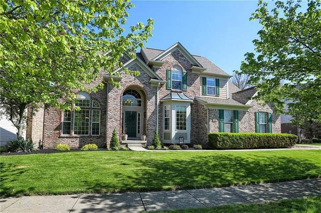 9702 Morel Court, Indianapolis, IN 46256 (MLS #21784170) :: HergGroup Indianapolis