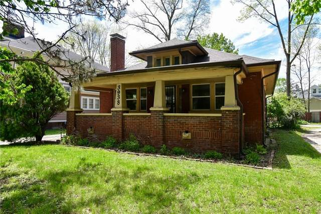 3938 Guilford Avenue, Indianapolis, IN 46205 (MLS #21784182) :: Richwine Elite Group