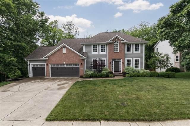 9802 Covington Boulevard, Fishers, IN 46037 (MLS #21784188) :: Ferris Property Group