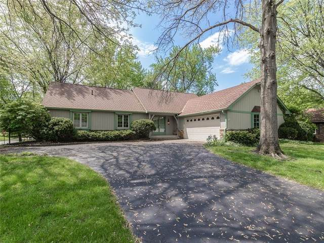 3425 W Bando Court, Indianapolis, IN 46220 (MLS #21784193) :: AR/haus Group Realty
