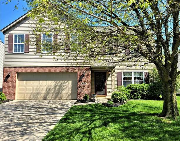6272 Canterbury Drive, Zionsville, IN 46077 (MLS #21784224) :: Heard Real Estate Team | eXp Realty, LLC
