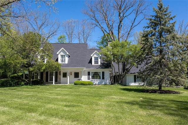 740 Starkey Road, Zionsville, IN 46077 (MLS #21784255) :: Heard Real Estate Team | eXp Realty, LLC