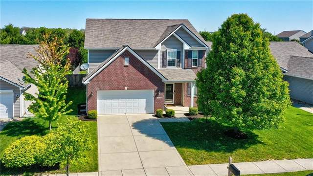 12576 Wolf Run Road, Noblesville, IN 46060 (MLS #21784269) :: Keller & Corbett Real Estate