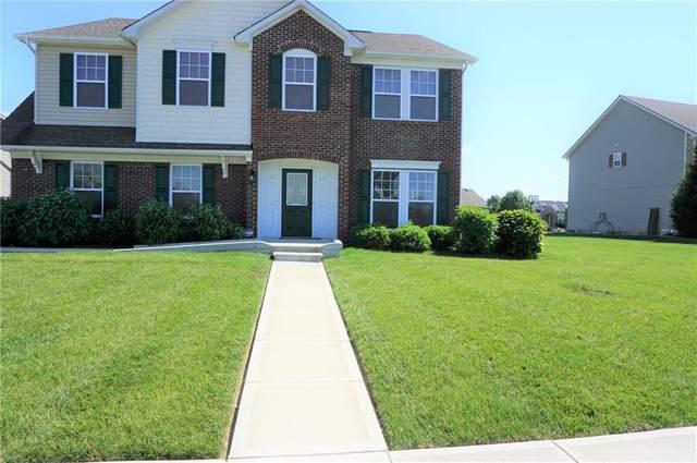 2064 Buttonbush Drive, Plainfield, IN 46168 (MLS #21784270) :: Heard Real Estate Team   eXp Realty, LLC
