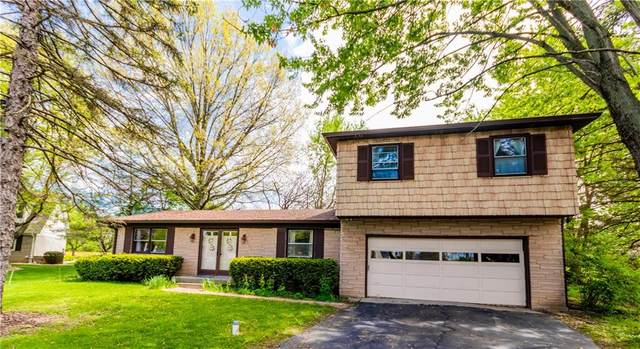 8639 Lagrotte Drive, Indianapolis, IN 46239 (MLS #21784272) :: Mike Price Realty Team - RE/MAX Centerstone