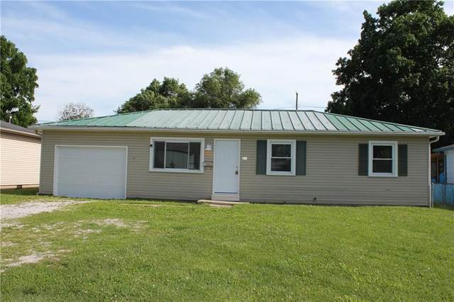 419 W Pike Street, Martinsville, IN 46151 (MLS #21784290) :: The Indy Property Source