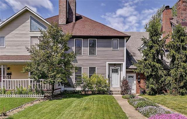 1238 Central Avenue, Indianapolis, IN 46202 (MLS #21784308) :: Mike Price Realty Team - RE/MAX Centerstone