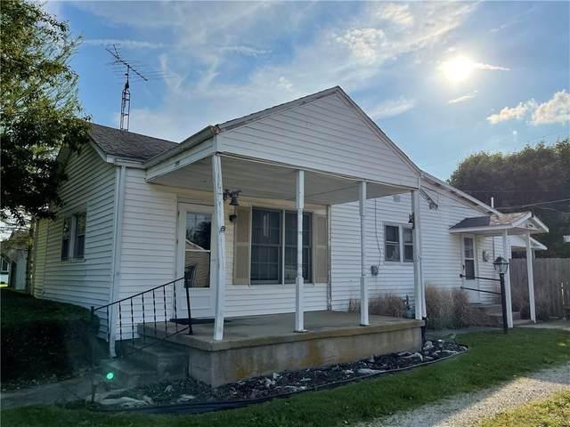 1191 S Baker Street, Rushville, IN 46173 (MLS #21784339) :: Ferris Property Group