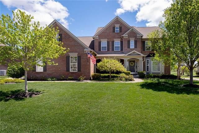 13803 Four Seasons Way, Carmel, IN 46074 (MLS #21784345) :: Ferris Property Group