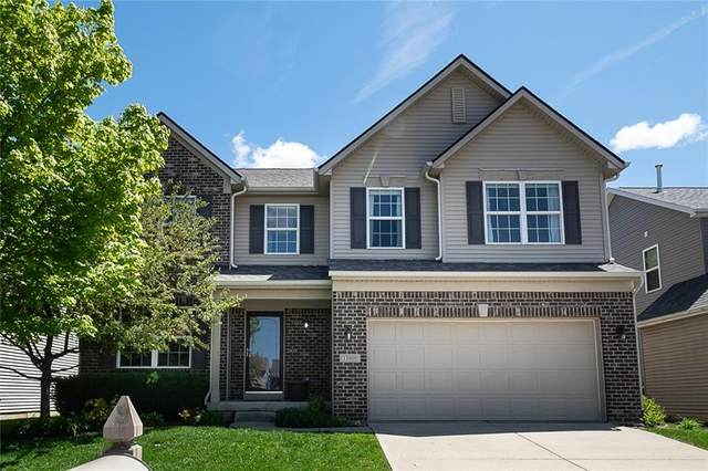 13909 Wendessa Drive, Fishers, IN 46038 (MLS #21784352) :: Heard Real Estate Team | eXp Realty, LLC