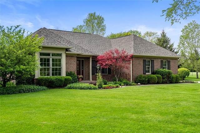 10040 Cedar Point Drive, Carmel, IN 46032 (MLS #21784362) :: HergGroup Indianapolis