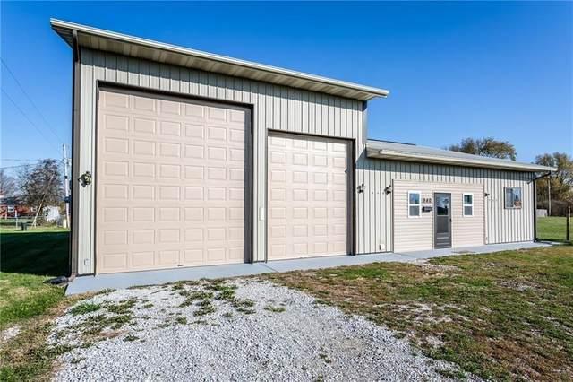 940 W 1090 N, Fountaintown, IN 46130 (MLS #21784368) :: Heard Real Estate Team   eXp Realty, LLC