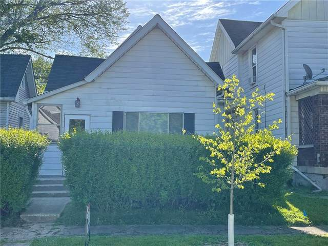 2225 Union Street, Indianapolis, IN 46225 (MLS #21784375) :: Heard Real Estate Team | eXp Realty, LLC