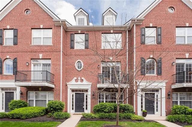 11921 Riley Drive #3, Zionsville, IN 46077 (MLS #21784376) :: Mike Price Realty Team - RE/MAX Centerstone