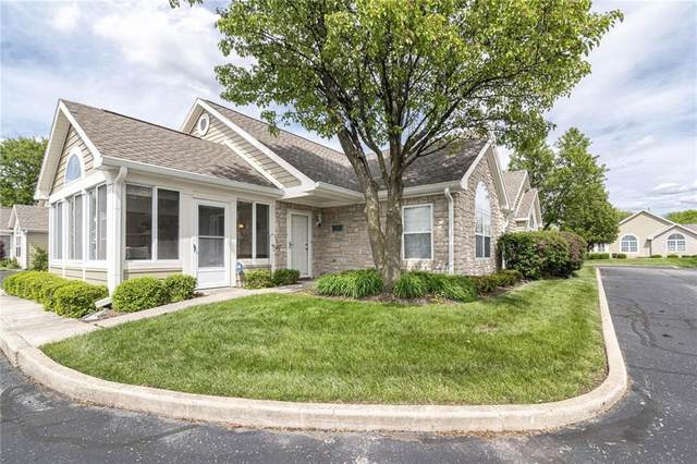 7326 Chapel Villas Lane A, Indianapolis, IN 46214 (MLS #21784384) :: Mike Price Realty Team - RE/MAX Centerstone