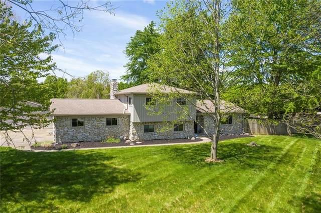 6522 Sunnyside Road, Indianapolis, IN 46236 (MLS #21784405) :: Heard Real Estate Team | eXp Realty, LLC