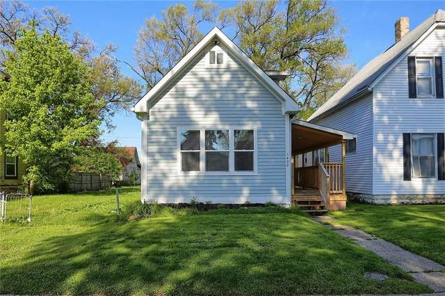 1420 S Alabama Street, Indianapolis, IN 46225 (MLS #21784421) :: Anthony Robinson & AMR Real Estate Group LLC