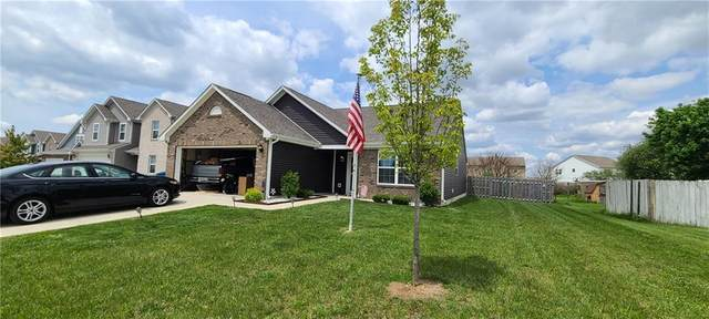 10142 Jenna Lane, Indianapolis, IN 46239 (MLS #21784424) :: Mike Price Realty Team - RE/MAX Centerstone