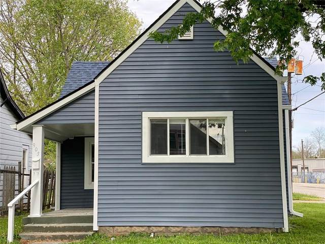 903 N Olney Street N, Indianapolis, IN 46201 (MLS #21784425) :: Mike Price Realty Team - RE/MAX Centerstone