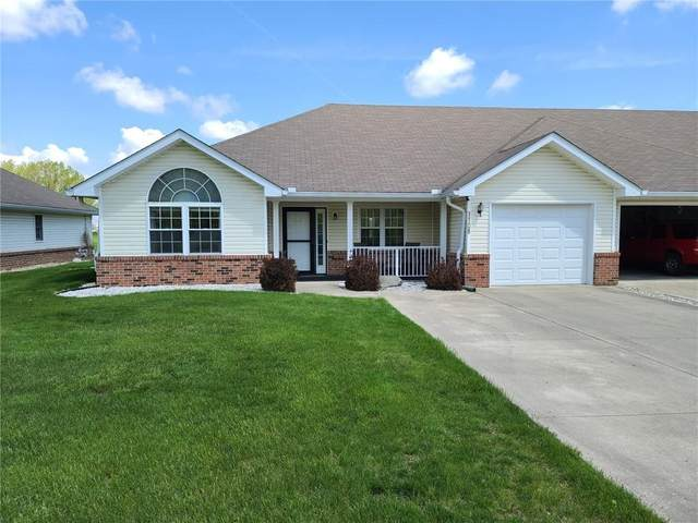1108 Northfield Lane, Anderson, IN 46011 (MLS #21784428) :: Richwine Elite Group