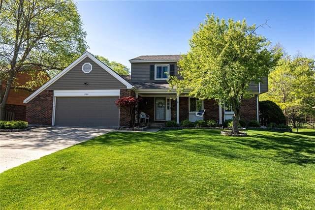 1580 Saylor Street, Zionsville, IN 46077 (MLS #21784436) :: Heard Real Estate Team | eXp Realty, LLC